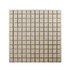 Porcelain Mosaic 23x23mm - Grid Buff