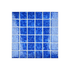 5mm Porcelain Mosaic 48x48mm - Blue Crystal
